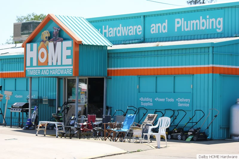 Dalby Home Hardware Plumbing Paint Electrical